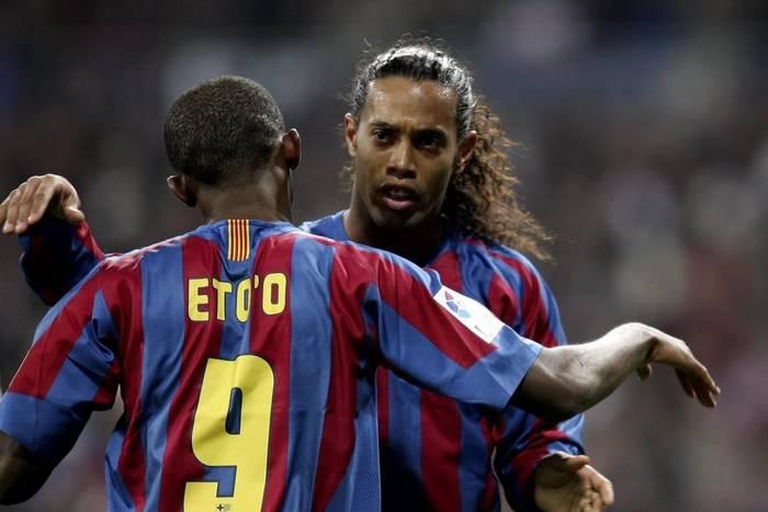 Ronaldinho Eto'o