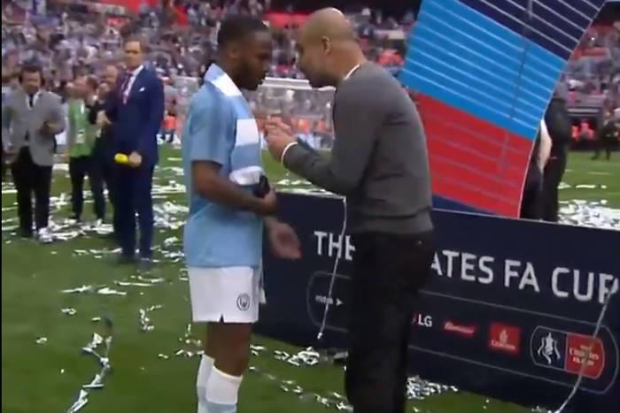 Guardiola Sterling