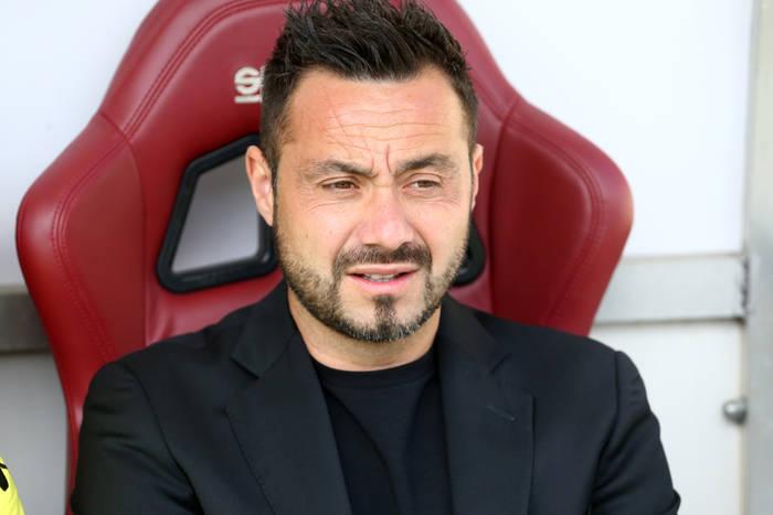 Roberto De Zerbi podpisał nową umowę z US Sassuolo