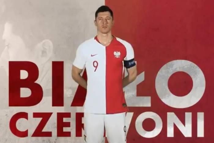 6946d823b6e6de PZPN zaprezentował jubileuszową koszulkę reprezentacji Polski [WIDEO]