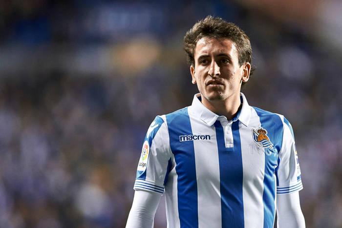 Mikel Oyarzabal może trafić do Mancheseru City