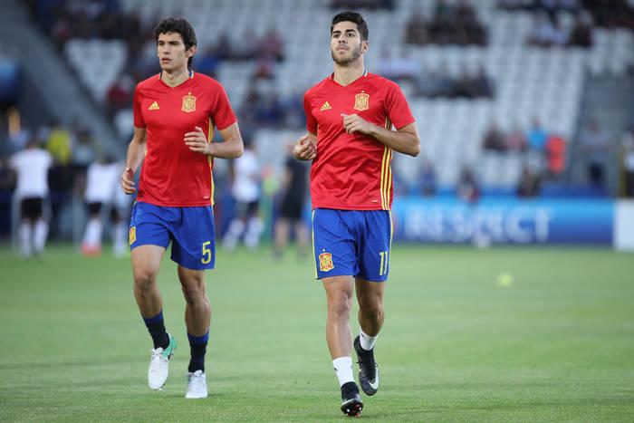Składy na mecz Hiszpania U21 - Belgia U21. Poznaliśmy wyjściowe jedenastki