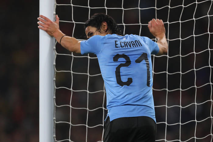 Argentyna i Brazylia wygrywają w eliminacjach do mundialu. Edinson Cavani z czerwoną kartką w hicie [WIDEO]