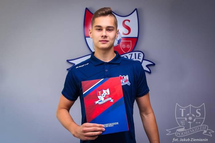 Arkadiusz Leszczyński na dłużej w Podbeskidziu Bielsko-Biała