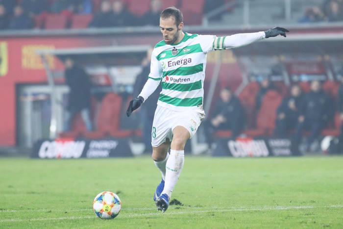 Lechia Gdańsk z trzecią wygraną z rzędu. Dublet Flavio Paixao