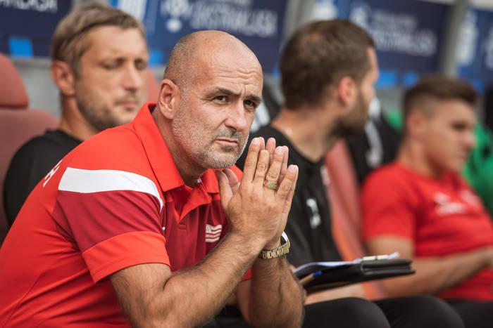 Michał Probierz: Mecz mógł się różnie potoczyć, ponieważ obaj bramkarze mieli kilka interwencji
