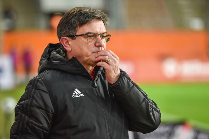 Waldemar Fornalik: Po pierwszej połowie powinniśmy prowadzić 3:0. Śląsk był do bólu skuteczny