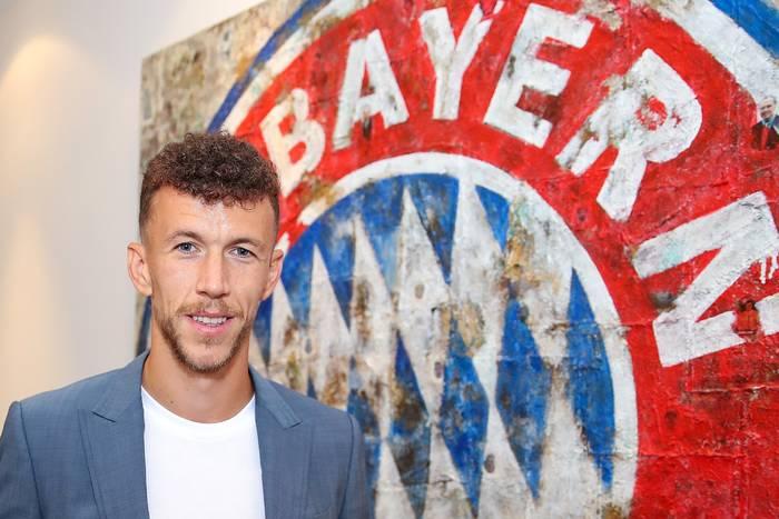 Ivan Perisić nowym piłkarzem Bayernu