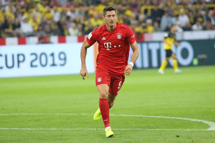 Lewandowski nie zawodzi! Kolejna bramka napastnika Bayernu [WiDEO]