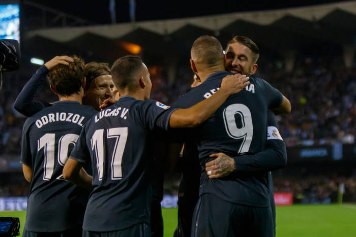Karim Benzema Real Madryt