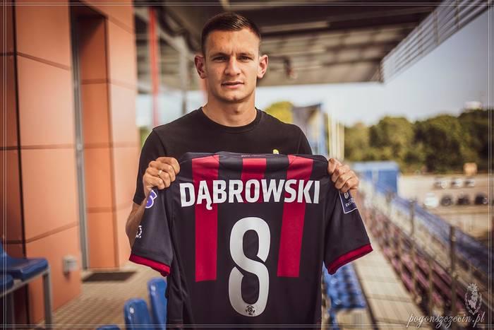 Damian Dąbrowski o grze Pogoni Szczecin: Brakuje nam konkretów