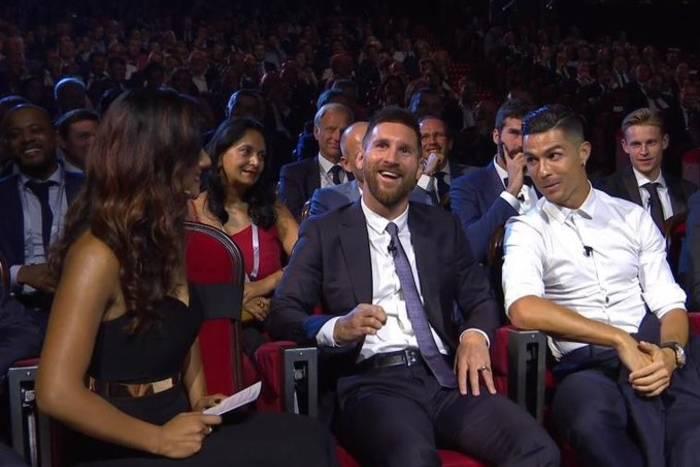"""Cristiano Ronaldo opowiedział o relacjach z Leo Messim. """"Mam nadzieję, że kiedyś spotkamy się na kolacji"""""""