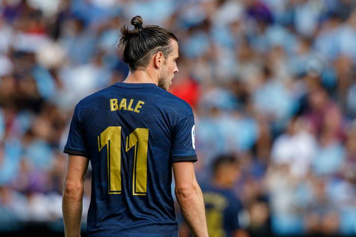Media: Tottenham chce powrotu Garetha Bale'a. Daniel Levy spotkał się z Florentino Perezem