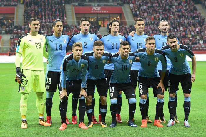 Reprezentacja Urugwaju