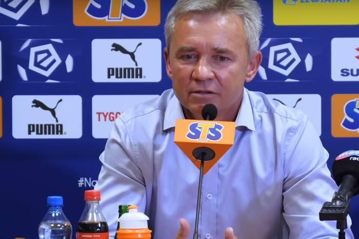 Mirosław Smyła po remisie z Lechem Poznań: Wyglądaliśmy źle fizycznie