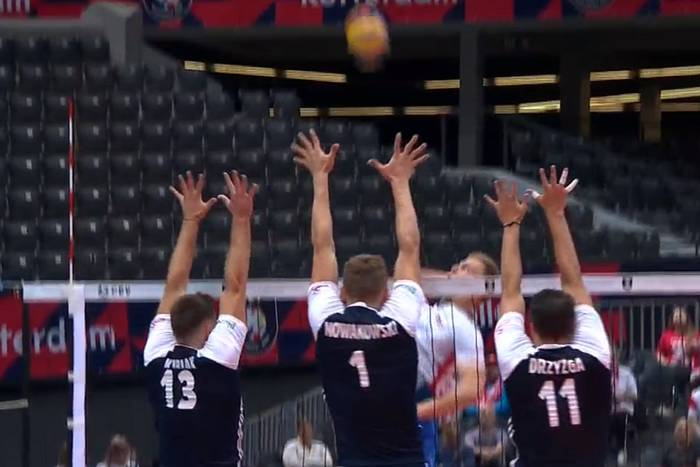 Absolutna dominacja polskich siatkarzy! Pewna wygrana na mistrzostwach Europy, niesamowita seria 21:4!
