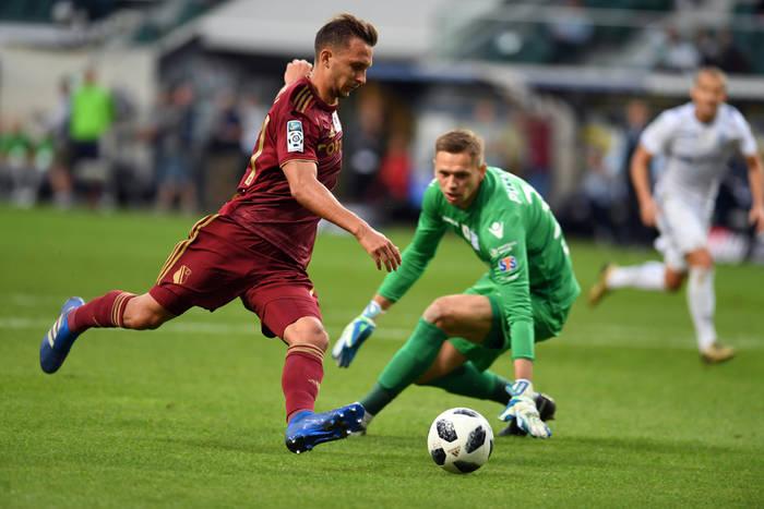 Dominik Nagy powołany na mecze z Chorwacją i Azerbejdżanem