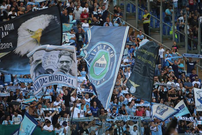 UEFA wszczyna postępowanie ws. Lazio Rzym. Salut rzymski na trybunach