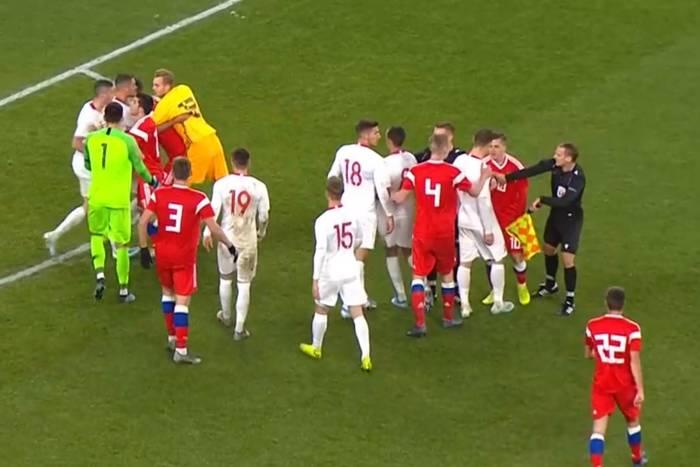 Dramat Polaków w meczu z Rosją w el. ME U-21! Zwycięstwo było tak blisko [WIDEO]