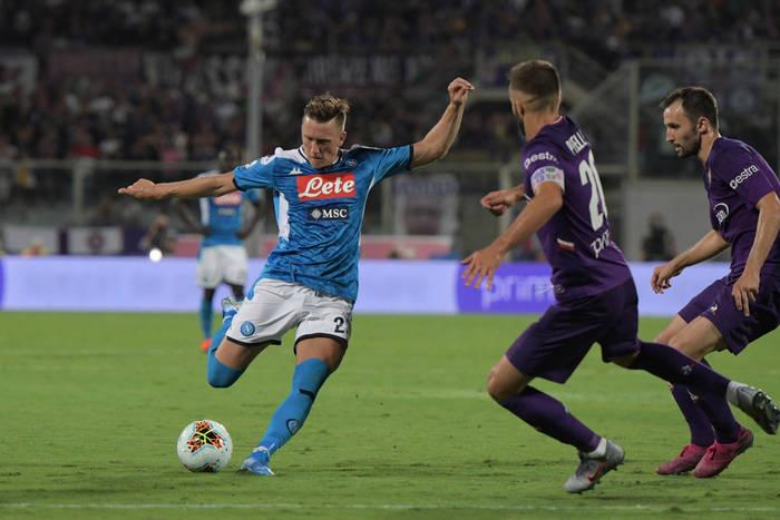 Skład Napoli na mecz z Genoą. Ancelotti musi sobie radzić bez Milika