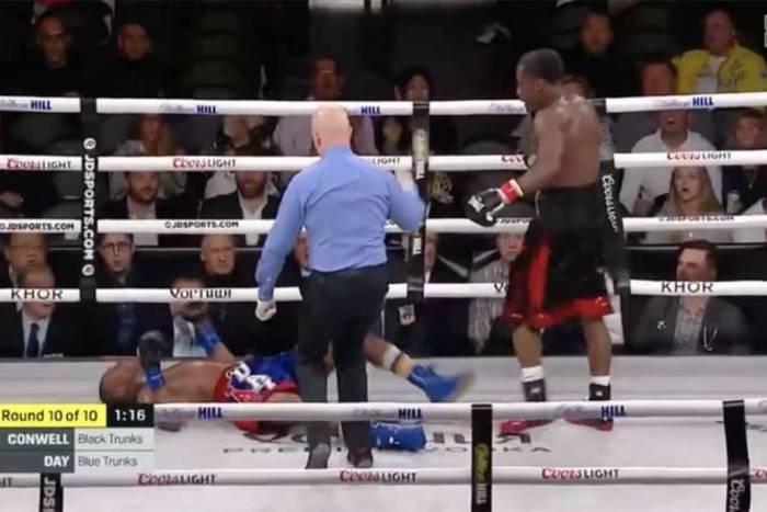 Amerykański bokser walczy o życie po brutalnym nokaucie. Przeszedł poważną operację [WIDEO]