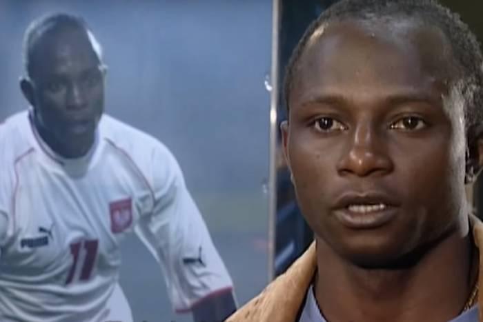 Emmanuel Olisadebe: W obecnej kadrze grałbym u boku Roberta Lewandowskiego