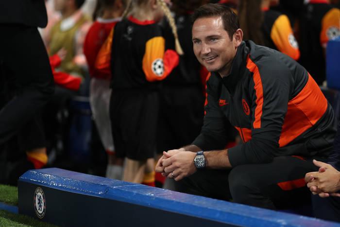 Frank Lampard: Czas pokazał, że to była dobra decyzja