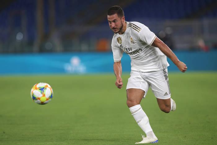Real Madryt wydał komunikat ws. kontuzji Edena Hazarda