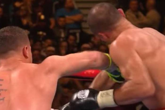 Znakomita walka w Las Vegas. Saul Alvarez znokautował Siergieja Kowaliowa i zdobył pas [WIDEO]