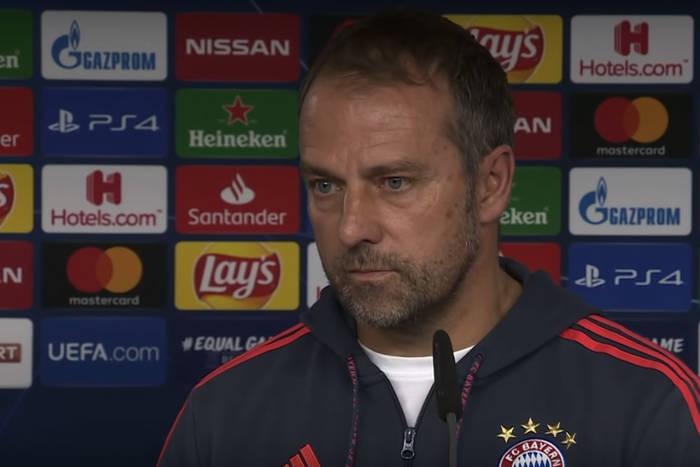 Hans Flick przed meczem Bayernu z Fortuną: Mają dobrą obronę i są bardzo zwarci
