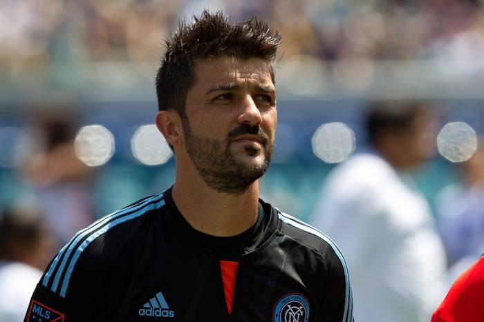 David Villa kończy karierę! Na koniec celuje w trofeum