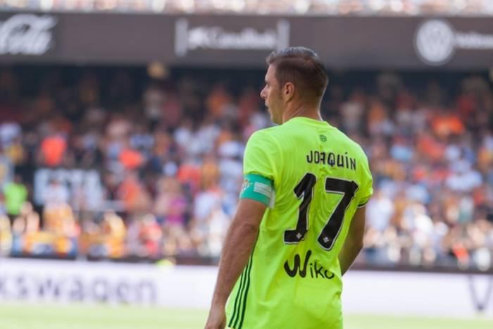 Popis Joaquina! Został najstarszym autorem hat-tricka w historii Primera Division [WIDEO]
