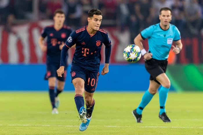 Philippe Coutinho pogrąży FC Barcelonę? Klub nie zabezpieczył się na wypadek gry z Bayernem
