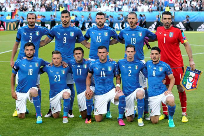 reprezentacja Włoch