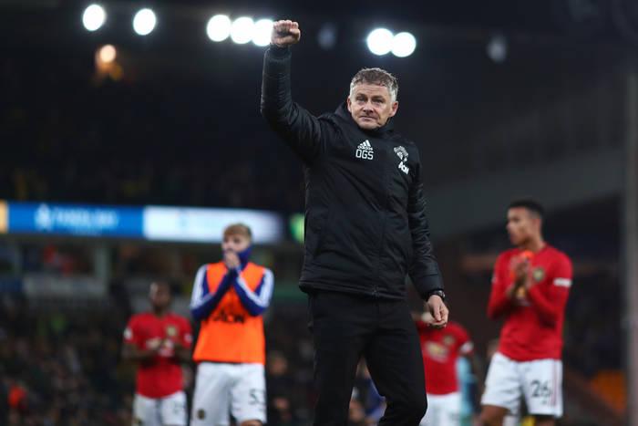 """Ole Gunnar Solskjaer ostrzegł napastników Manchesteru United. """"Jeśli nie zrobią postępów, poszukamy innych"""""""