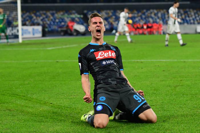 Ani Juventus, ani tym bardziej Tottenham. Najlepszy kierunek transferu dla Arkadiusza Milika to Madryt