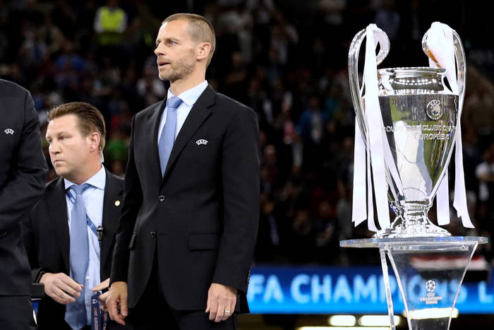 Szef UEFA potwierdza: Zawodnicy występujący w Superlidze nie będą mogli grać na MŚ i ME