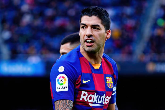 """Spektakularne transfery FC Barcelony? Luis Suarez zabrał głos. """"On wciąż ma wiele do zaoferowania"""""""