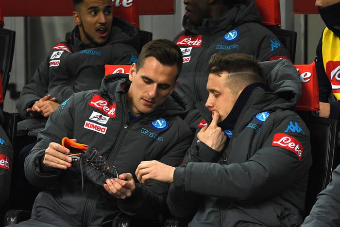 Składy na mecz Atalanta - Napoli. Tylko jeden Polak zagra od początku