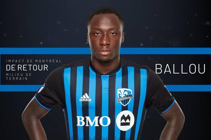 Ballou Tabla przeszedł z FC Barcelony do Montrealu Impact