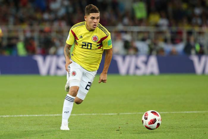 Juan Quintero wróci do Europy? Może zagra w Serie A