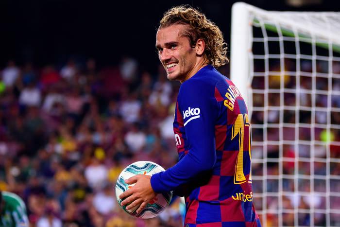 Inter wymieni się napastnikami z Barceloną? Włosi chcą Antoine'a Griezmanna
