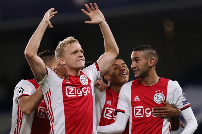 Ajax Amsterdam, Donny van de Beek