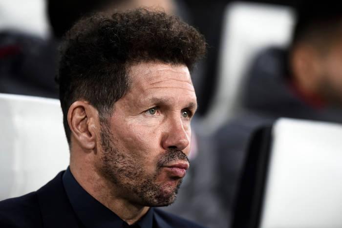 Atletico chce wyjaśnić przyszłość Diego Simeone. Trwają zaawansowane rozmowy