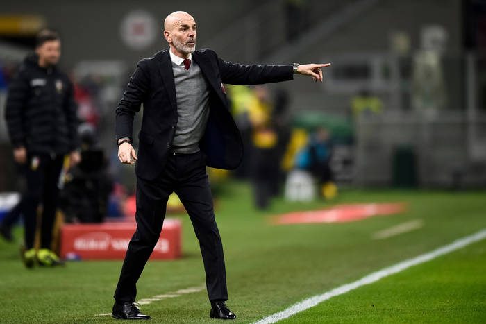 Stefano Pioli: Po meczu moi gracze byli niezadowoleni. Mamy czego żałować