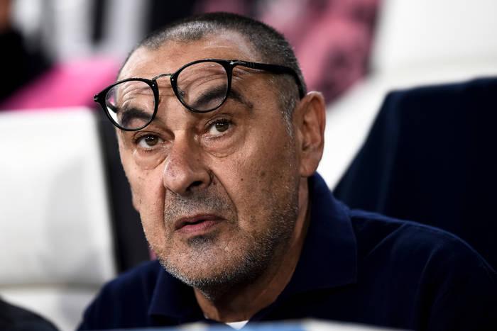 Maurizio Sarri wróci do pracy? Jest kandydatem do pracy w AS Romie