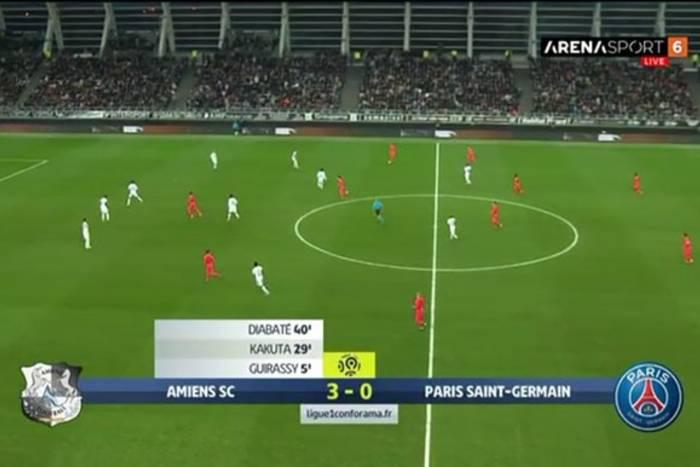 Amiens PSG