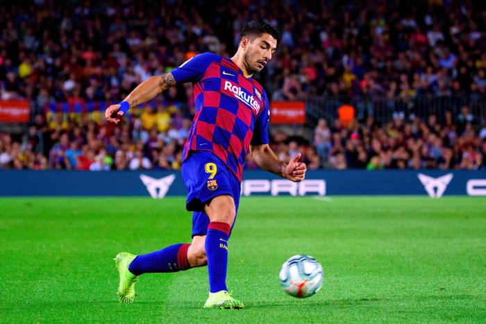 Luis Suarez wraca do zdrowia. Powinien być gotowy na wznowienie rozgrywek