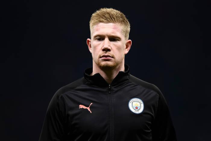 Media: Co z kluczowymi piłkarzami Manchesteru City po werdykcie ws. Ligi Mistrzów? De Bruyne podjął decyzję