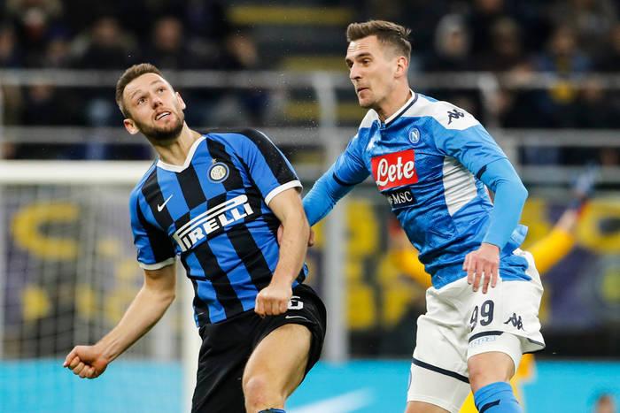 Media: AC Milan szykuje wymianę z udziałem Arkadiusza Milika. Jeden z ulubieńców Gattuso trafiłby do Napoli